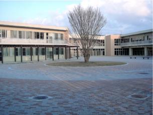 建築-象潟中学校校舎改築工事