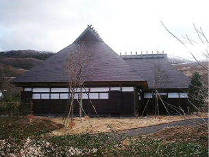 建築-仁賀保町有形文化財「旧佐々木家住宅」復元工事