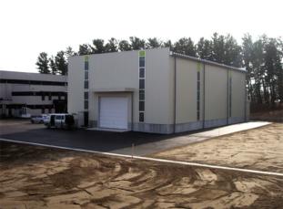 設備メンテナンス-新田製作所工場増築機械設備工事
