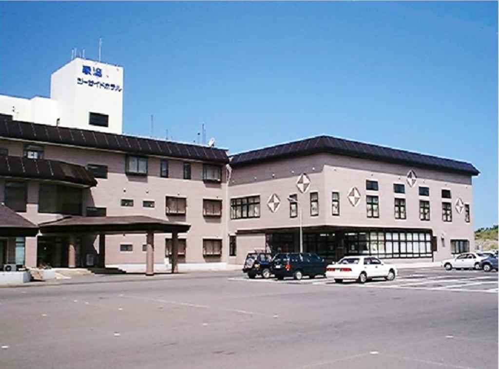 建築ー象潟シーサイドホテル増築工事
